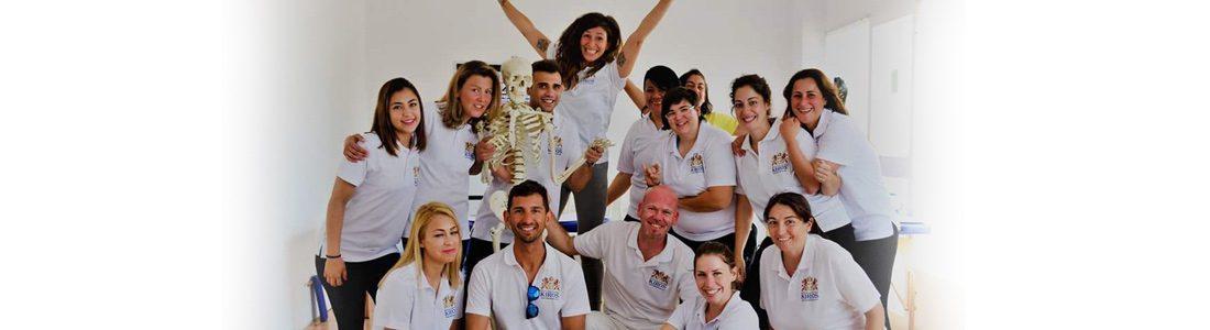 Curso de Quiromasaje en Ibiza en Instituto Kiros